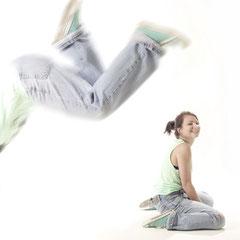 ...oder jumpen - alles ist möglich;-)