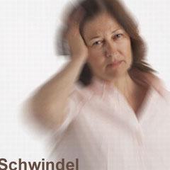 schwindel, gleichgewichtsstörungen
