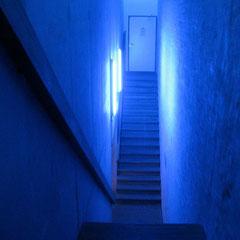 un mystérieux accès vers les loges et les techniques spéciales
