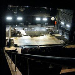 la grande salle dont la capacité a doublé