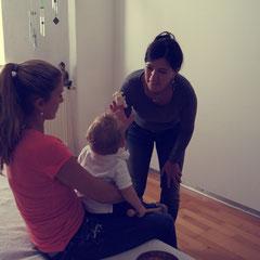 Einbinden der Eltern