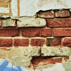 Fassade reparieren, Fassade abdichten