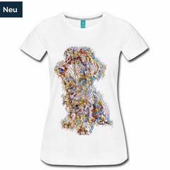 Rauhaardackel Junghund o. Welpe Shirt