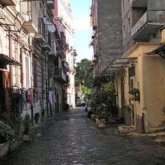Die Strasse, in der wir wohnen