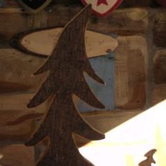 Mein Holzbaum