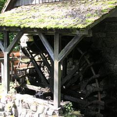 Eine der vielen Schwarzwälder Mühlen