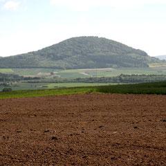 .... und über Hügel