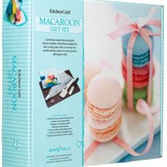 Macarons Geschenk-Set