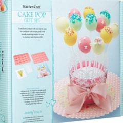Cakepops Geschenk-Set