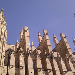 Palma de Mallorca - Kathedrale La Seu