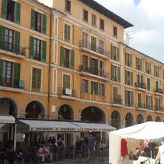 Palma de Mallorca - Plaza Mayor