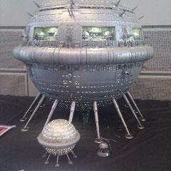 Raumschiff der Imperiumsklasse (Durchmesser 1500 Meter)