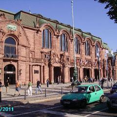 Ort der Veranstaltung: Mannheim, Rosengarten