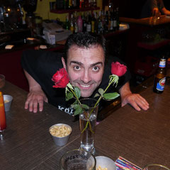 Toni in Havana Café