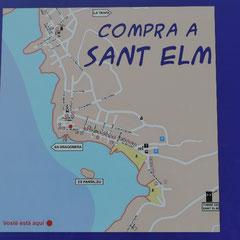 Ausflug nach Sant Elm (westlicher Zipfel von Mallorca)