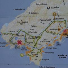 Wanderung nach Camp de Mar