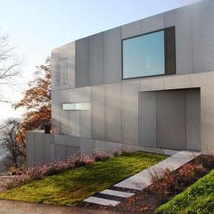 Einfamilienhaus im Hang  ©2019 Welte Architektur
