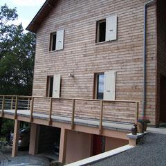 C-ARCHITECTURE - Ossature bois