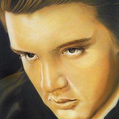 Zu Verkaufen    Airbrush auf Leinwand B 50 cm x H 70 cm x T 2 cm