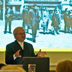 Buchvorstellung im Lutherhaus am 16.3.2012