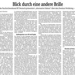 Sächsische Zeitung vom 15. Februar 2017