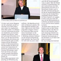 ingo 4-2012 - Das Stadtmagazin der Lutherstadt Wittenberg