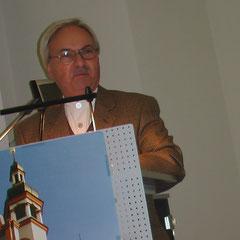 Lesung im Schlesischen Museum am 10.12.2009