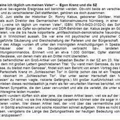"""Mitteilungsblatt 7/2011 der Görlitzer Stadtratsfraktion """"Zur Sache/SPD"""""""