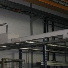 BD-Stromschiene für Maschinenanschlüsse