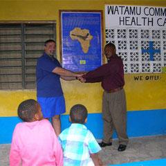 Nativo e la Watamu Community Health Care ringraziano la Pubblica Assistenza di Monterenzio