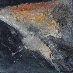 Land, 50x50, Acryl, 2017