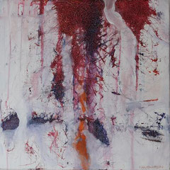 Orient, 50x50, Acryl, 2013