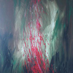 redgreen, Acryl, 100x180, 2013