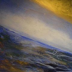 Interstellar, 80x80, Acryl, 2018