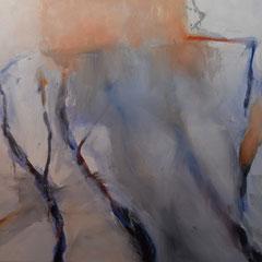 Licht, Acryl, 100x80, 2019