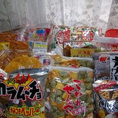 お菓子で5千円飛ぶとか…おかしい…