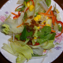 12品目サラダ  ブランチ