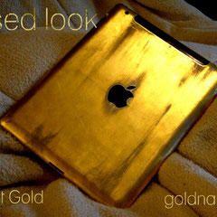 iPad 2 - Used Look by Gold'n art