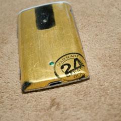 Gold'n art Logo mit Schriftzug