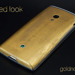Sony Ericsson XPERIA - Used Look by Gold'n art