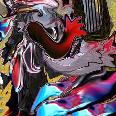 M. Schmidt: Headless Harpist, 2012, web art