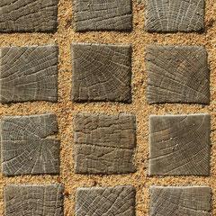Gunter Sachse: Weg aus Holz