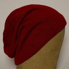 #520 Mütze rot. Umfang ~ 55 cm. 100% Baumwolle     68,-€