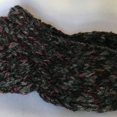 #395 Dicke DICKE Socken weinrot, aubergine, anthrazit, schwarz. 4 Fäden. Grösse28/29. Wolle, Baumwolle, Leinen, Alpaka, Polyester     22,-€