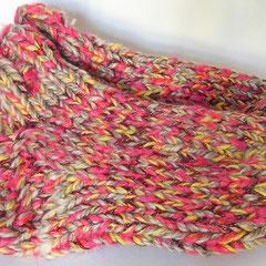 #406 Dicke DICKE Socken pink, gelb, rot, weinrot + Glitzer, 5 Fäden. Grösse 39/40. Polyacryl, Wolle, Polyester     38,-€
