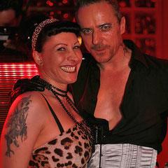 Binca und Fexa - Glamorous Punk&Porn @ Insomnia - Foto Yoran Nesh