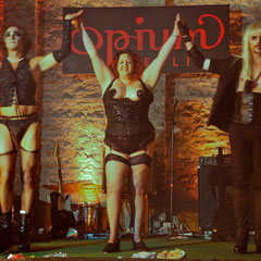 Rachel von Hindman, Dr Diva, Fexa - Foto: Perpetua Ladon