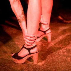 Die Schuhe von Fräulein Wild - Foto Lex Sironi