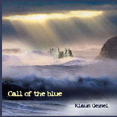 "Cover der CD ""Call of the blue"" entworfen von Sigi Baumüller"