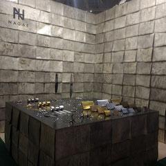 富山高岡の金属加工技術を生かした「NAGAE+」